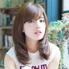【ツヤ美髪♪】 小顔カット+トレンドカラー 11,550円⇒10,395円