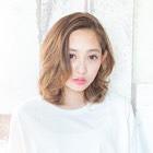 【ツヤ美髪♪】 カット+トレンドカラー 11,340円⇒9,072円