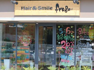 Hair&Smile fresa.152
