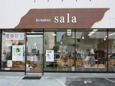 HAIR MAKE SALA 桜ヶ丘店2