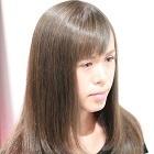 【煌めく艶髪に】外国人風カット+スクワラン保湿トリートメント縮毛矯正 23,000円