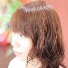 【煌めく艶髪に】外国人風カット+スクワラン保湿トリートメントパーマ 12,000円