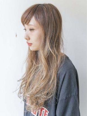 ☆cloe umeda×外国人風ルーズウェーブ☆