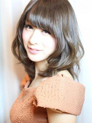 ☆cloe umeda×お手入れ簡単パーマセミディ☆