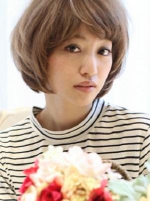 ☆cloe umeda×グレージュショート☆