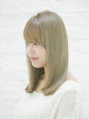 ☆cloe umeda×大人可愛い王道セミディ☆