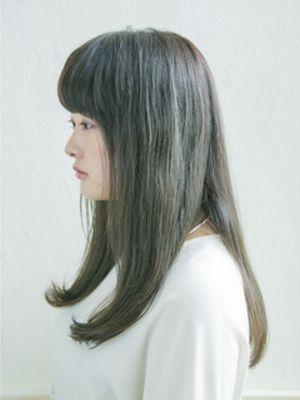 ☆cloe/厚めバングが大人かわいいスタイル☆