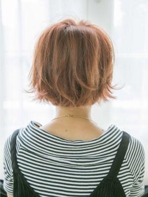 ☆cloe umeda/外ハネマニッシュショート☆