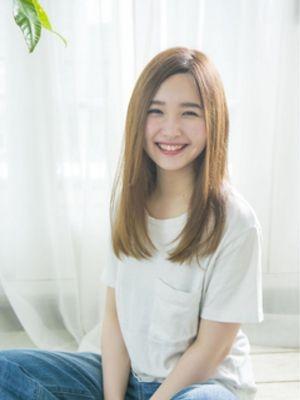 ☆cloe umeda/大人可愛いナチュラルストレート☆