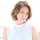 【ケアアドバイス付き♪】再現性Cut+ツヤ髪カラー12,960円→8,880円
