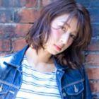 輪郭カバー★カット+moemoeヘッドスパ(30分)7,600円