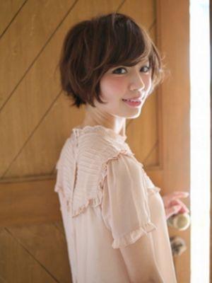 【Flower】オススメ♪大人ショートヘア♪♪