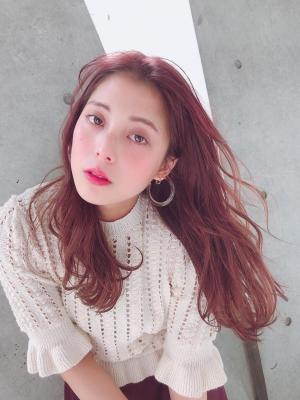 【flower by enn 】大人気!大人ロングヘア