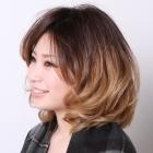 【学割カラークーポン】ワンメイクカラー+カット