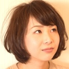 【ゆるふわ質感】コールドパーマ+カット+TR