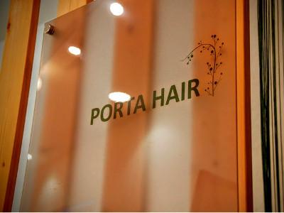 PORTA HAIR2