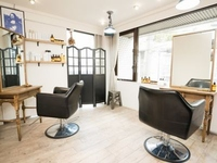 Trad.hair salon