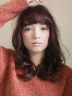 kith.亀田朋和大人可愛いスポンテニアスナチュラルミディ☆