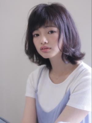 kith.本田×シンプルプチカールボブ☆