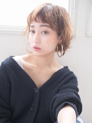 THOiRY栄 美容院 似合わせカット無造作カール by古山