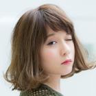 【全員】前髪カット+Aujuaエイジングスパ