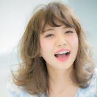 【3回目までOK◎】カット+パーマ+3step艶TR 16,500円→9,870円