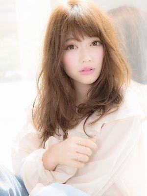 【Euphoria/植原】ニュアンスピンク♪ハイライトグラデ