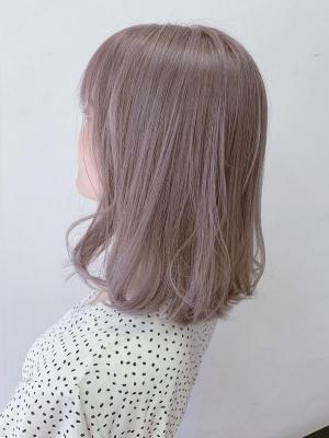 【Euphoria/武者】lavender beige