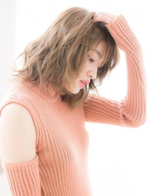 【Euphoria】無造作ウェーブ☆美シルエット×モテ髪