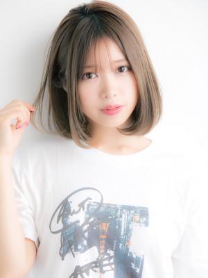 【Euphoria】ナチュラルストレート×大人女性☆小田 亮