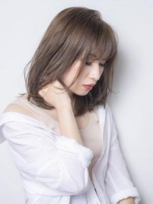 【Euphoria】似合わせ☆20代30代40代小顔ミディ