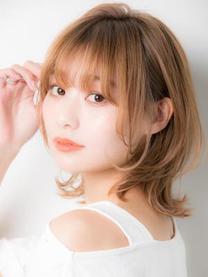 【Euphoria】似合わせ☆ひし形小顔*ネオウルフ