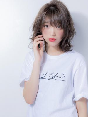 【Euphoria】小顔ミディアム×お洒落大人女子☆
