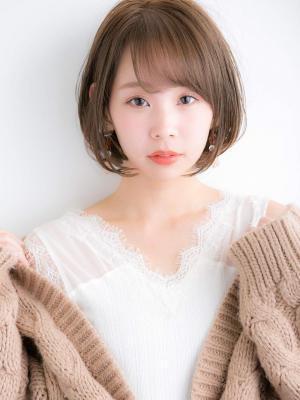 【Euphoria/岩崎達也】透明感ミニマムボブ☆☆