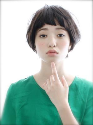 ☆似合う髪型大人のニュアンスショート☆
