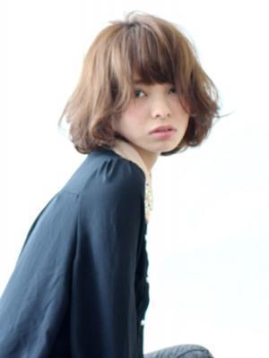☆似合う髪型大人のラフボブ☆