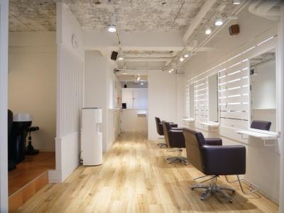 Hair salon Aluss1