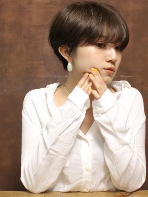 [CYANDELUCCA]毛流れが可愛い☆大人ショート