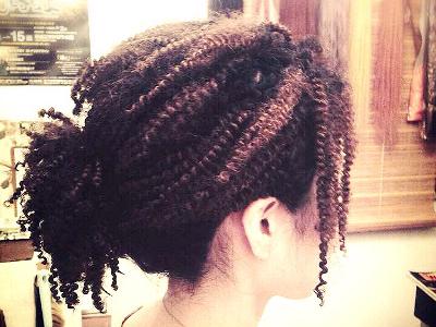 Hair Design BROWN SUGAR3