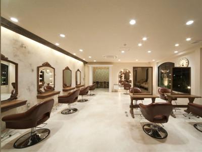 Spin hair 桂店1