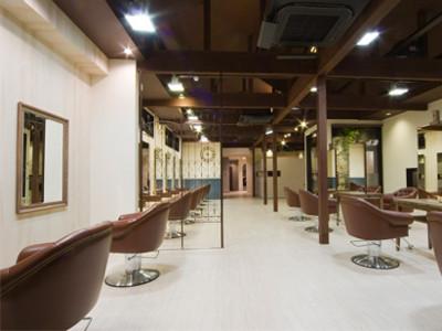Spin hair 亀岡店1