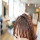 【前髪で印象が変わる!!】前髪カット+カラー+トリートメント
