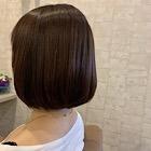 ナチュラルハーブカラー+炭酸リラックスシャンプー+髪質改善トリートメント