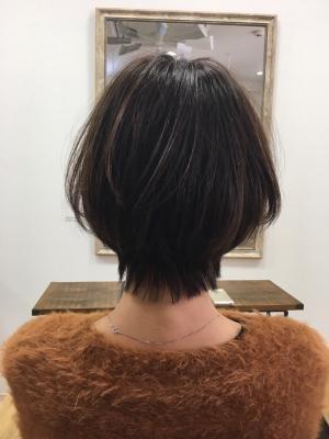 毛髪強化カラー