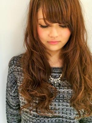 さいたま市(埼玉県)の『グラマラス』の流行トレンドのヘア