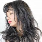OPEN☆記念】デザインカット+ホットパーマ+天然オーガニックTRプラチナ☆