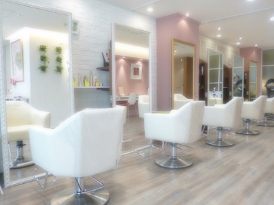 hair care salon Seibu plus 久米川店1