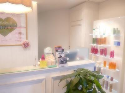 hair care salon Seibu plus 久米川店2
