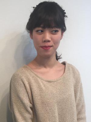 女子会ガーリーアレンジ