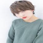 【ゆるふわ潤いカラー】カット×カラー×デジタルパーマ 11000円